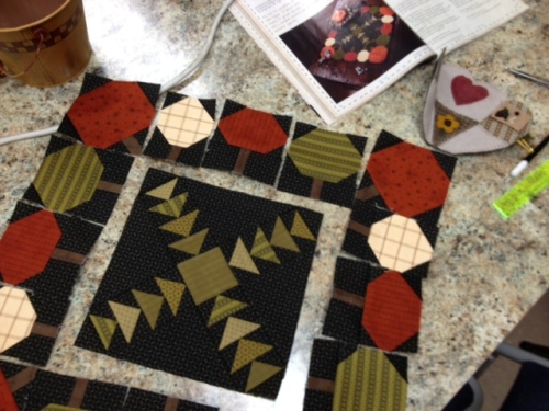 August Midnight Quilting